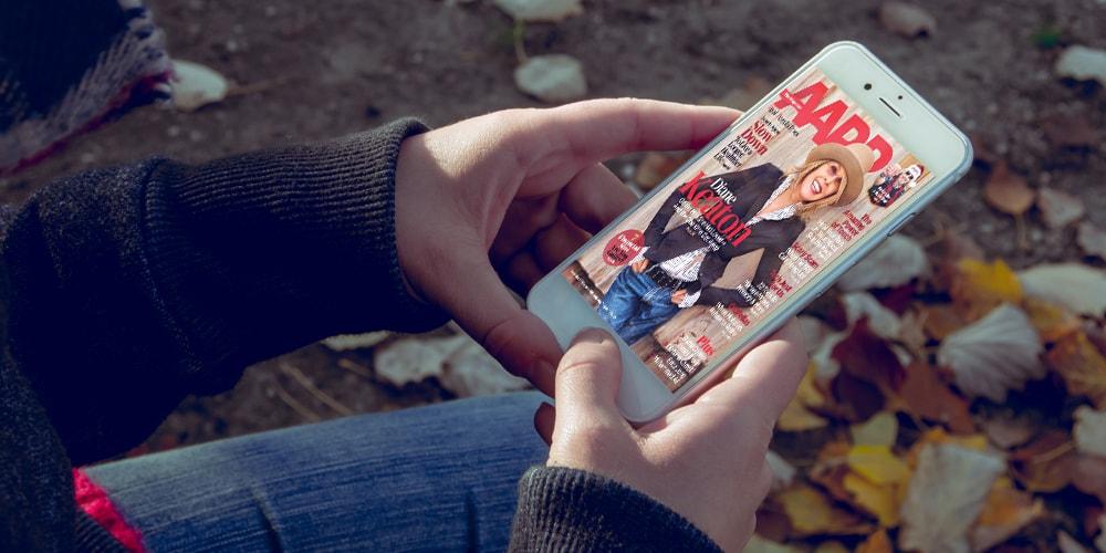magazine en ligne creer